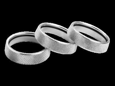Billet Aluminum Knobs(3pcs)