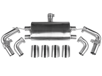 MK7/7.5 R Catback Exhaust System T304
