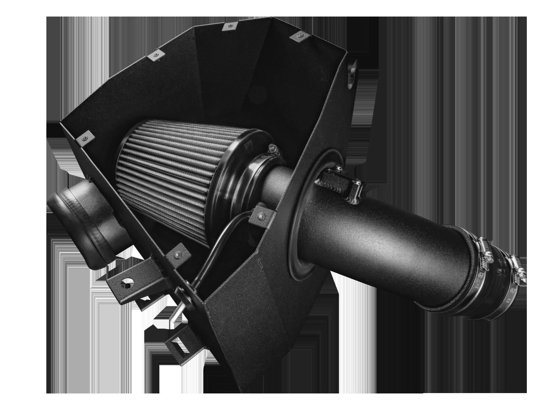 VW Amarok 3.0 V6 Cold Air Intake System