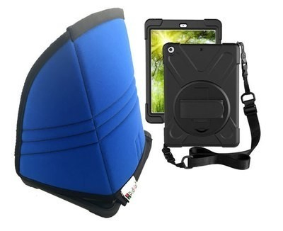 iPad Mini 5, 4 Shade/Strap Handle Case Pkg