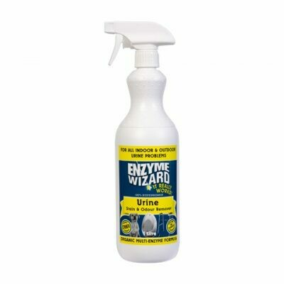 Enzyme Wizard Urine Stain and Odour Remover 1 lt