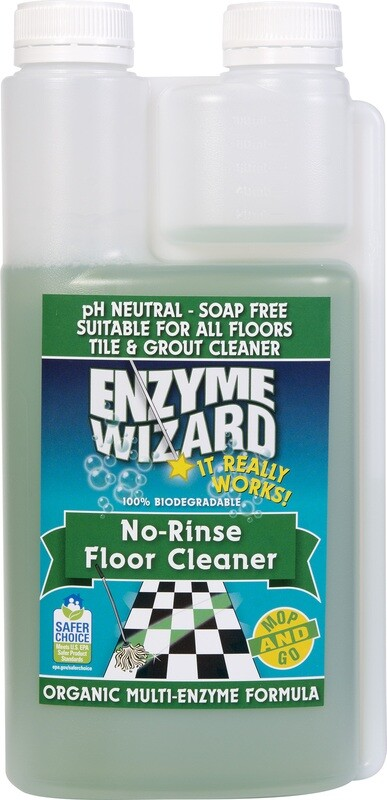 Enzyme Wizard No Rinse Floor Cleaner 1 lt