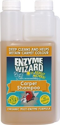 Enzyme Wizard Carpet Shampoo 1lt