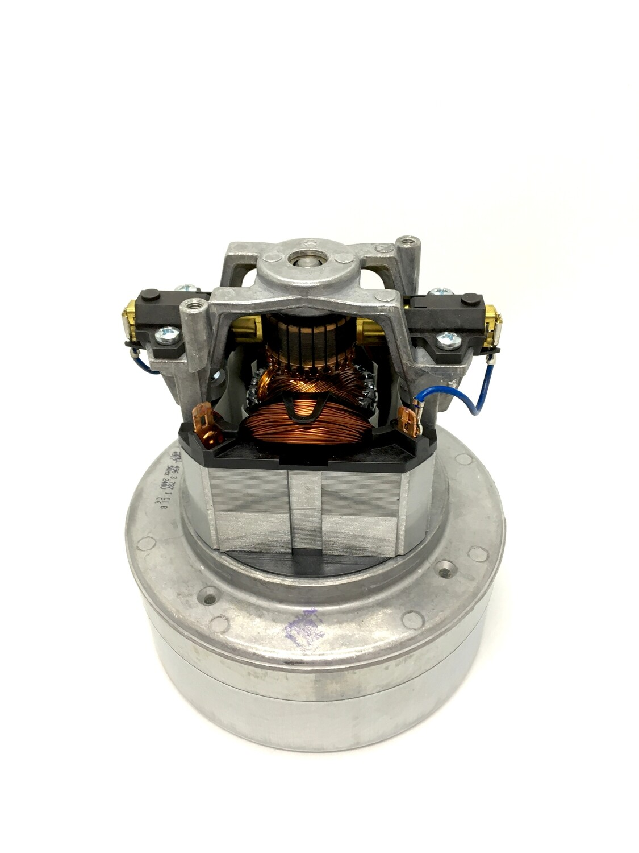 Domel 2-Stage 240V 1700W Flow-Thru Vacuum Motor 34400110