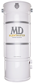 SilentMaster S2 ducted vacuum cleaner