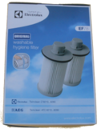 Electrolux twin clean washable hepa pre-motor filters EF78