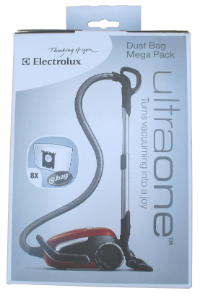 Electrolux vacuum bags UMP1