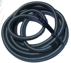 Ducted hose with switch 9 metre