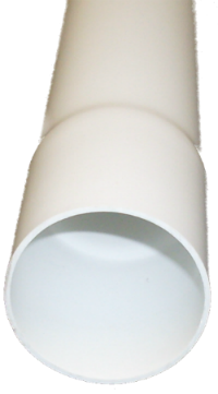 Ducted pipe 4 metre length