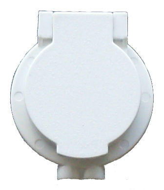 Ducted utility inlet valve 35200060