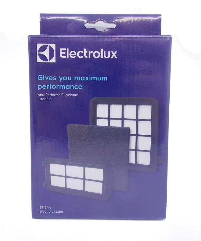 GENUINE EF124A  ELECTROLUX VACUUM CLEANER FILTER PACK