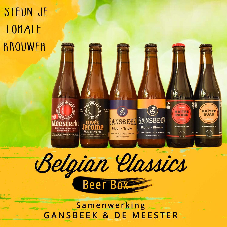 Belgian Classics Box - 12 bottles