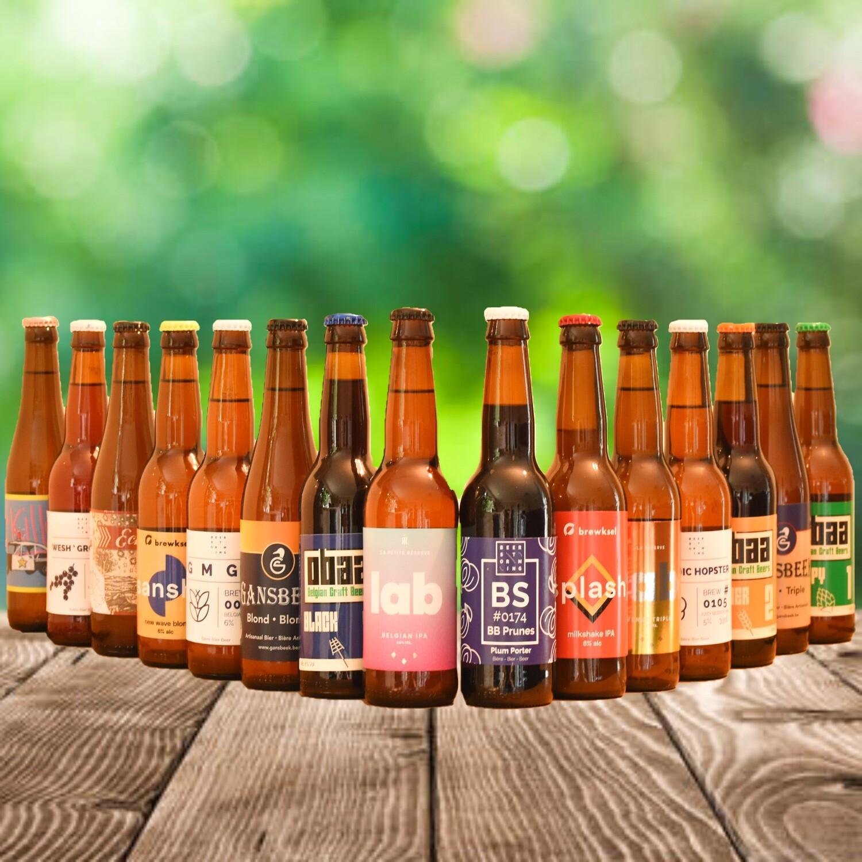 CollaBeerBox - 24 bottles