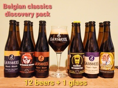 Belgian Classics Discovery Pack