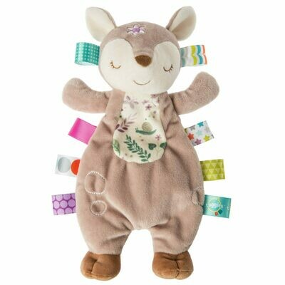 Taggies Flora Fawn Lovey #40253
