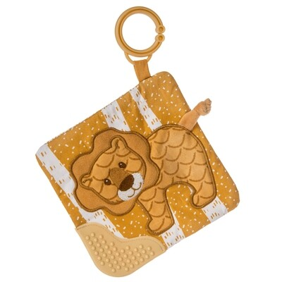 Afique Lion Crinkle Teether #43021