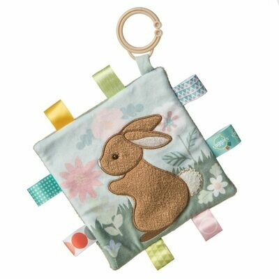 Taggies Harmony Bunny Crinkle Teether #40291