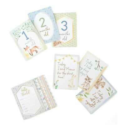 Milestone Cards Woodland #MC8383