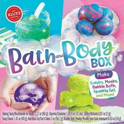 Bath and Body Box #821017