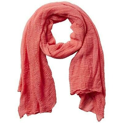 Classic Insect Scarf #810116-Coral