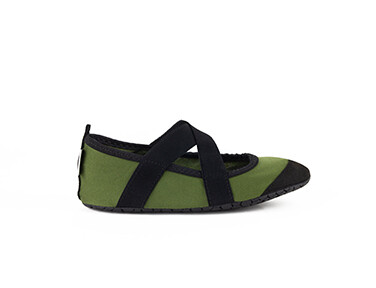 Small Green Kitkicks Crossovers #CRFIT-S-Green