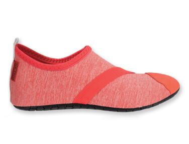 FitKicks Heathered Pink