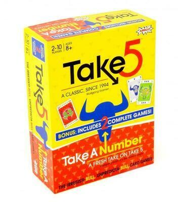 Take 5 & Take A Number #18005
