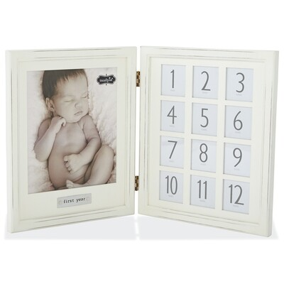 First Year Bifold Frame #4699079