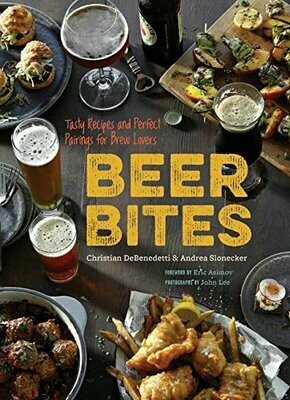 Beer Bites:  Tasty Recipes