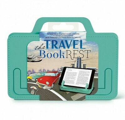 Travel Book Rest Mint #35805