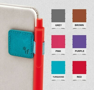 Bookaroo Pen Holder Purple #41304
