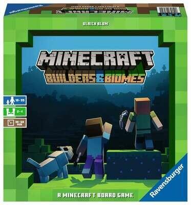 Minecraft:  Builders & Biomes #26132