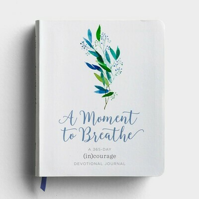 A Moment To Breathe Devotional #71922