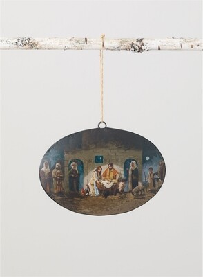 Nativity Ornament #OR9531