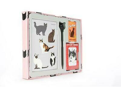Cat Lovers Gift Set #KIT008