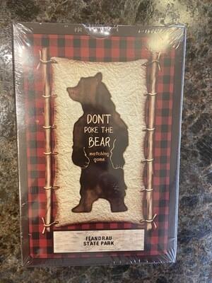 FG Don't Poke The Bear Memory Card #3005011029