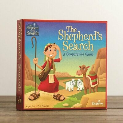SOTS The Shepherd's Search Board Game #90952
