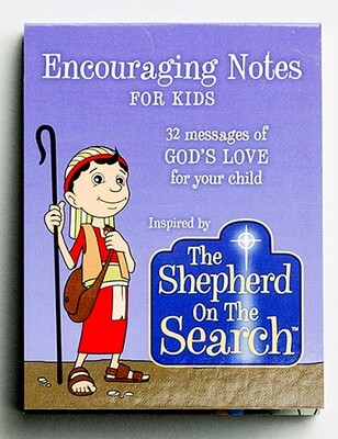 The Shepherd On The Search Affirmation Notes #60512