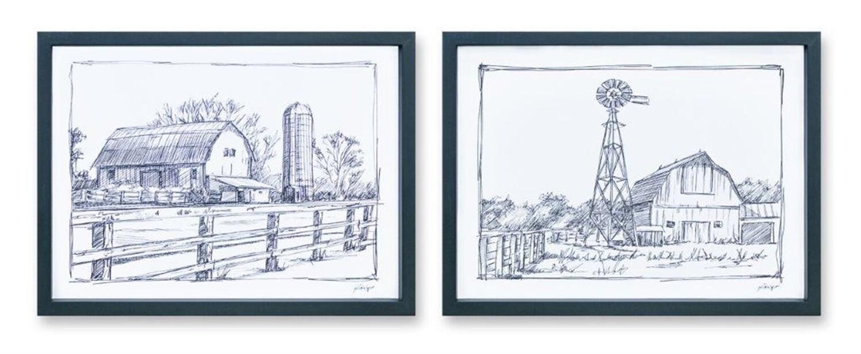 Barn Print 15.75 x 12 #82207