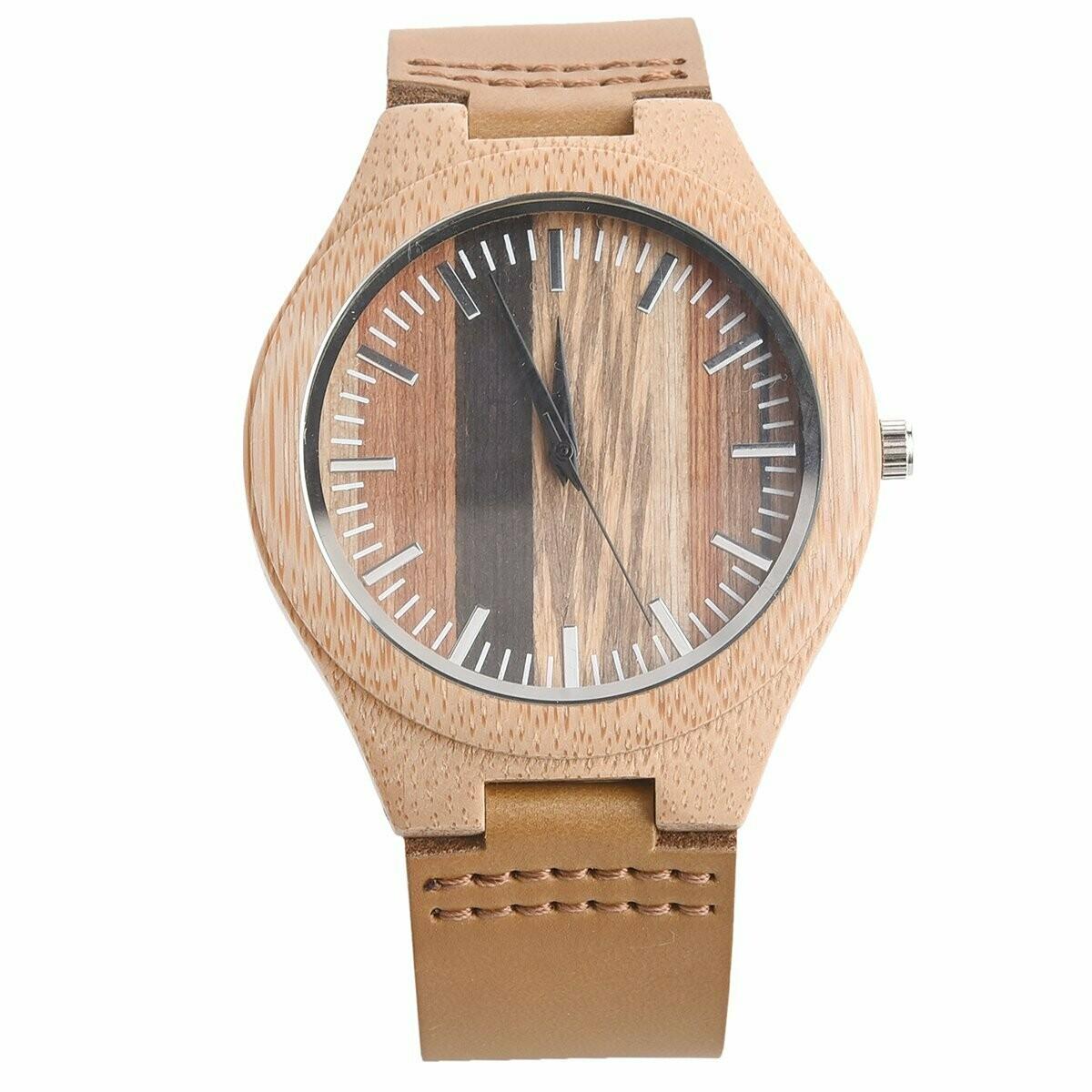 Nova Bamboo Watch #3051C