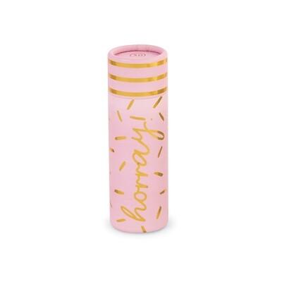 Pink Birthday Matches Tube #42600540P