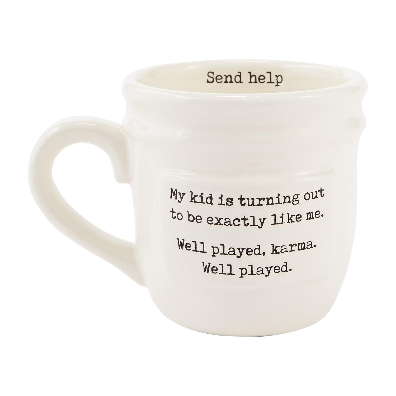 Send Help Parent Mug #10350001S