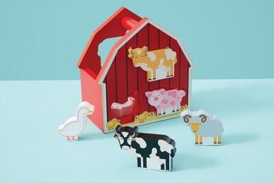 Barn Yard Play Set #10760010