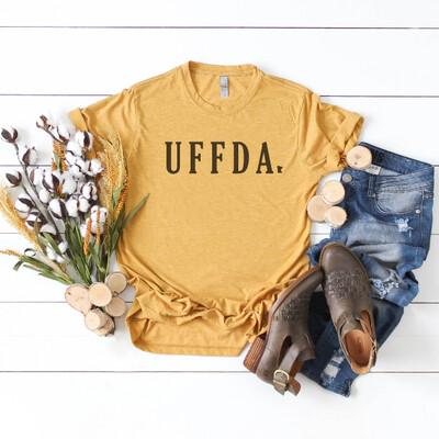 Minnesota Uffda Antique Gold