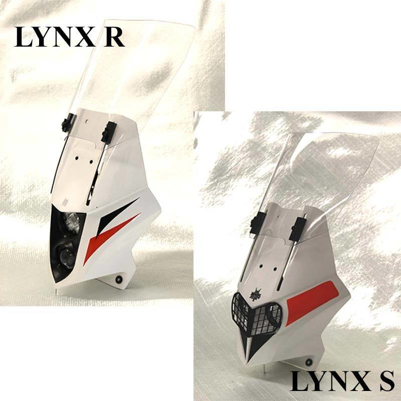 Lynx Fairing for Husqvarna TE610 and TE630