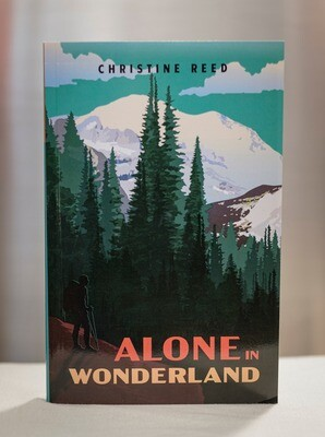 Alone in Wonderland - Book ONLY