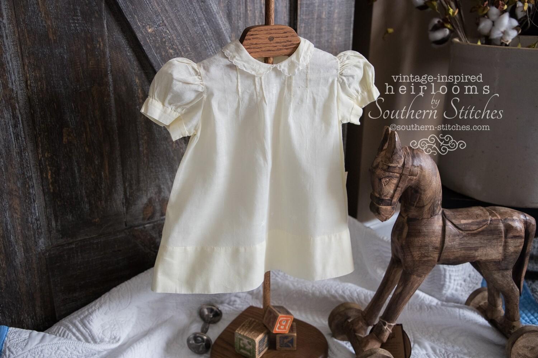 Vintage Cradle Togs Dress