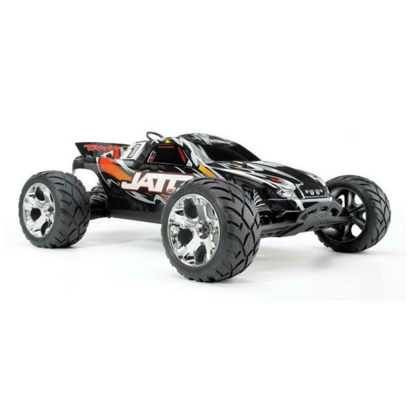 1/10 Jato 3.3 RTR Truck with TQi 2.4GHz & Module,(TRA550771T2)