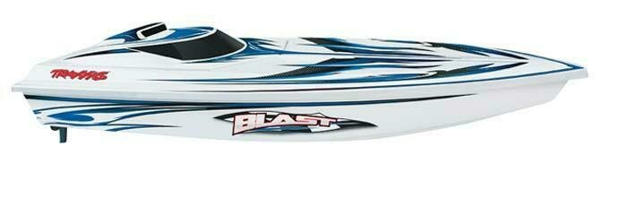 Blast Race Boat, RTR with TQ GHz Rx