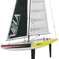 AquaCraft Vela ONE Meter Sailboat 2.4GHz